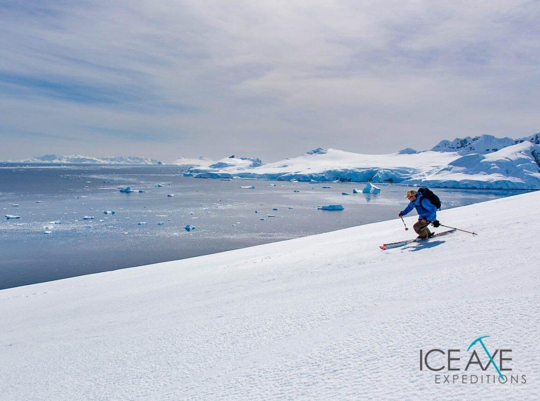 Skitour Antarktis