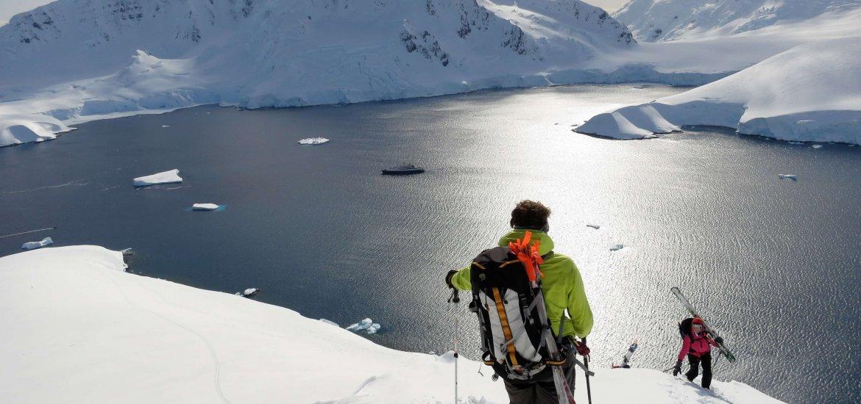Antarktis Skitouren